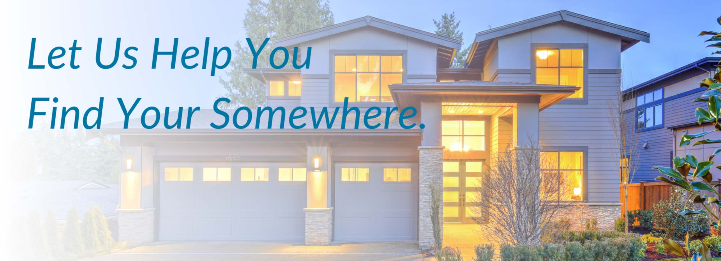 Let us help you find your somehwere. - Wasatch Life Realty