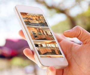 Mobile-ready home search on the go